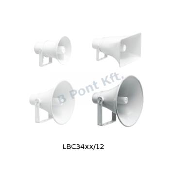 Kültéri tölcsér-hangszóró  30W 100V 16″ IP65
