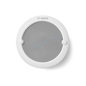 Mennyezeti hangszóró két redundáns hangsugárzóval Hang-/Vészhang. 6 W 8″ EN54-24 (LC7-UM06E3-AB)
