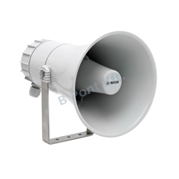 Tölcsér hangszóró hajózáshoz Hang-/Vészhang GRP&Inox 15W 70 / 100 V 8″ EN54-24
