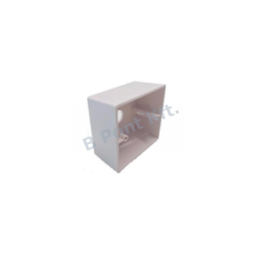 Felületszerelési doboz hangerőszabályzók és programválasztókhoz (U40)
