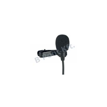 Lavalier csíptetős mikrofon