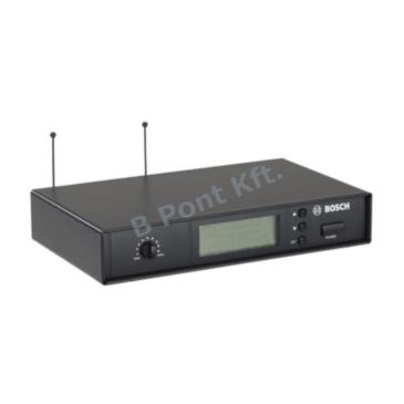 Vezeték nélküli mikrofon-vevő 606-630 MHz