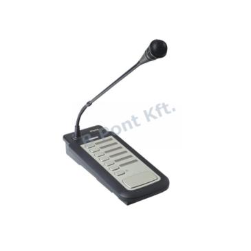 Plena 1 zónás asztali kondenzátormikrofon