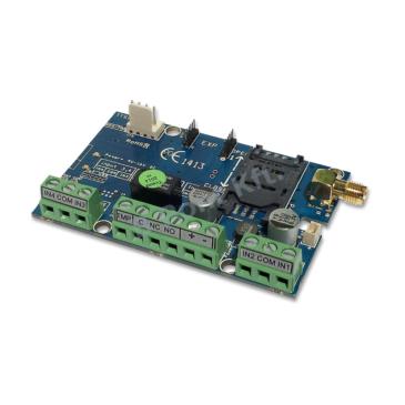 ProCon GSM kommunikátor önálló riasztórendszerként is használható