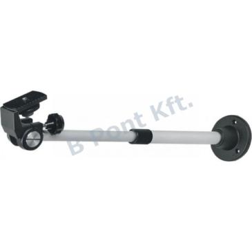 Beltéri Fali tartó boxkamerákhoz állítható (240-410mm)