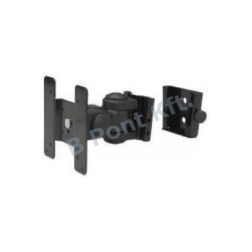 Forgatható Fali tartóLCD Monitorhoz (20″ és kisebb)