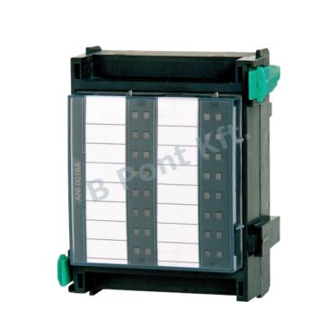 16 LED-es kijelző modul