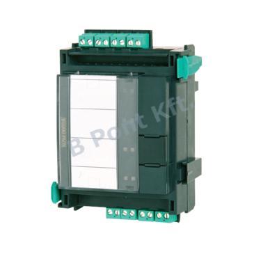 2 zónás hang/fényjelző vezérlő modul